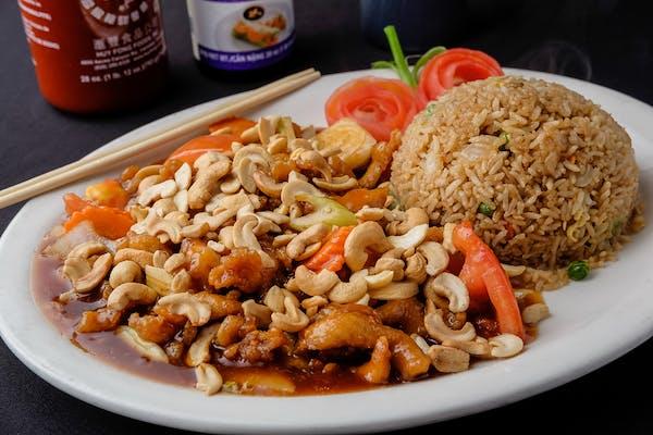 12. Cashew Chicken