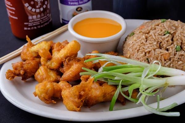 14. Orange Chicken