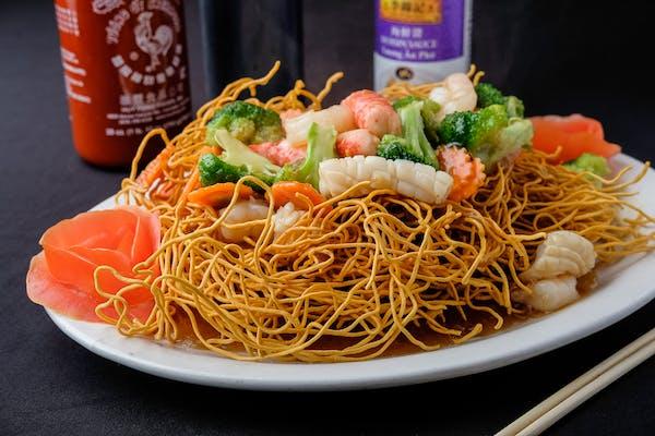 18. Lad Na (Noodles)