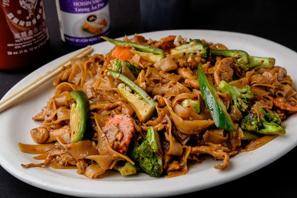 20. Spicy Pad Kee Mao