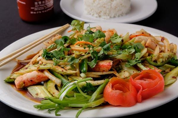 23. Yum Talay (Seafood Salad)