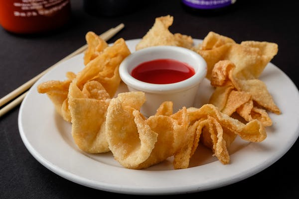 27. Fried Wontons & Cream Cheese