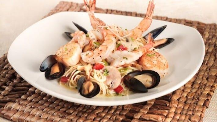 Coastal Seafood Pasta