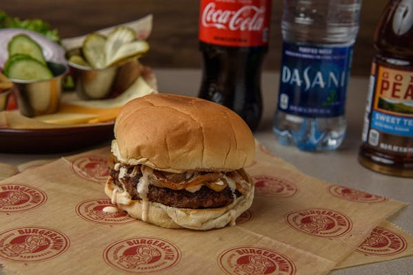Smith Burger Coca-Cola Combo