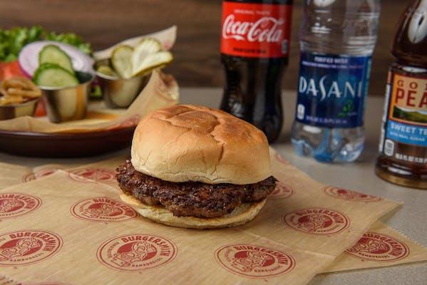 Filet Burger Coca-Cola Combo