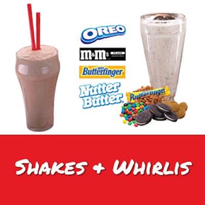 Hand-Mixed Milkshake