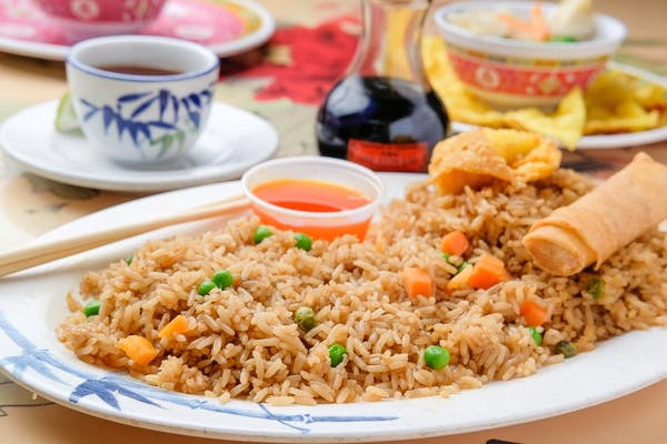 L1. Fried Rice