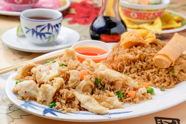 L4. Chicken Fried Rice