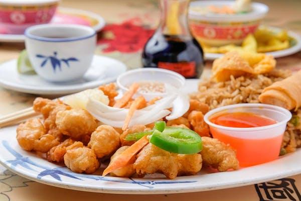 L7. Honey Sesame Chicken