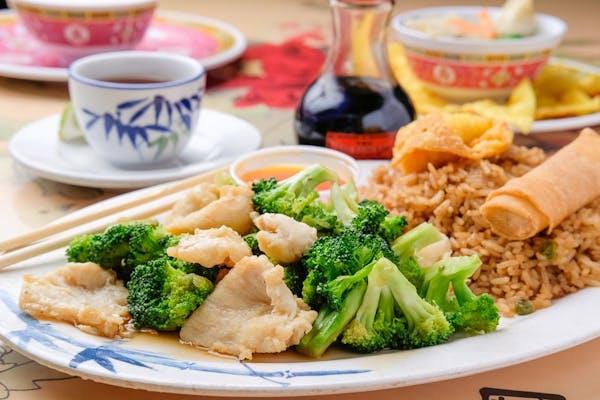 L9. Chicken Broccoli