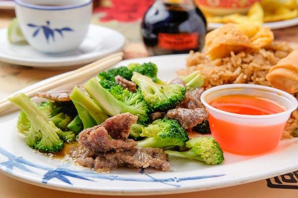 L11. Beef Broccoli