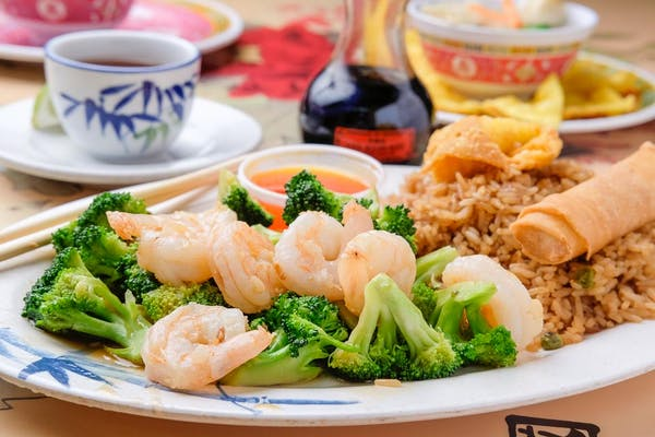 L14. Shrimp & Broccoli