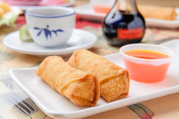 (2 pc.) Egg Rolls (Pork)