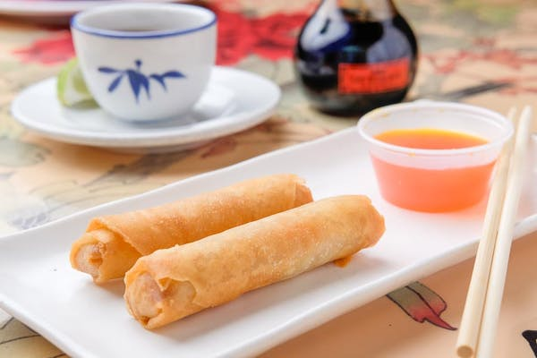 (2 pc.) Spring Roll (Chicken)