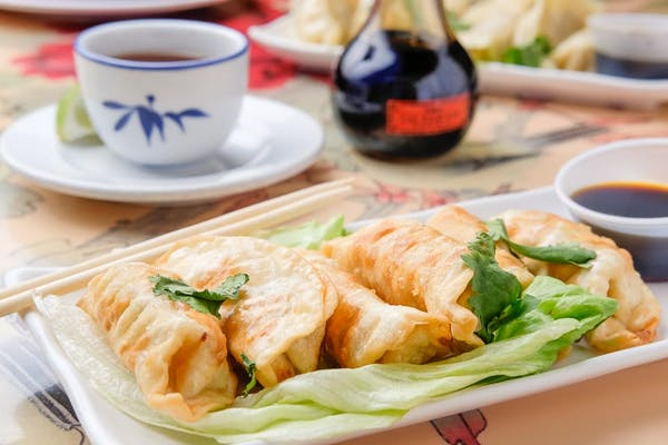 (6 pc.) Pot Stickers