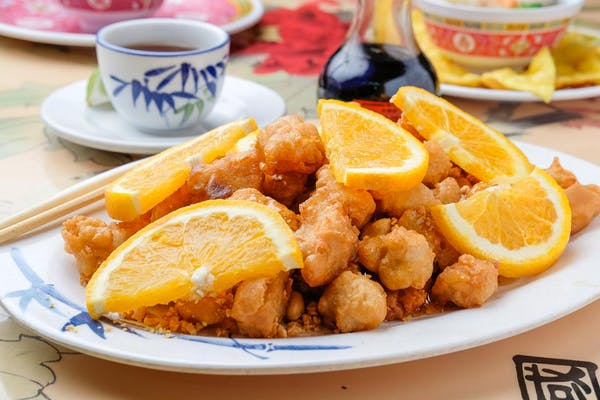 Orange Chicken *Spicy