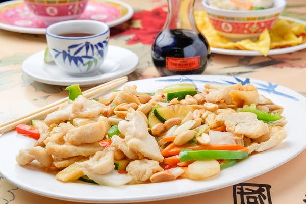 Kung Pao Chicken *Spicy