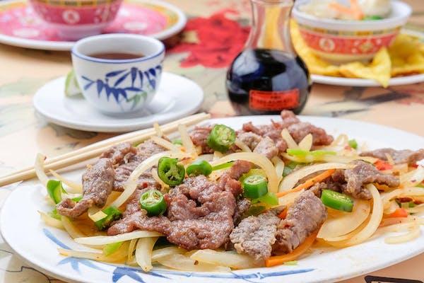 Jalapeño Beef *Spicy