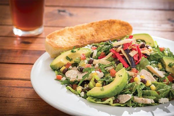 Chicken Avocado Chop Salad