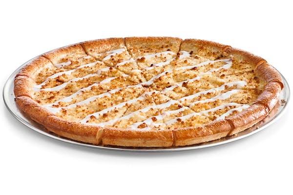 Bavarian Dessert Pizza