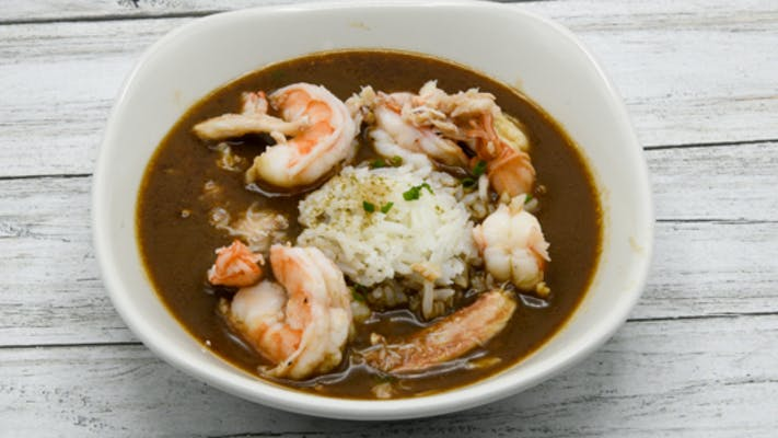 Landry's Gumbo, Seafood, Cup