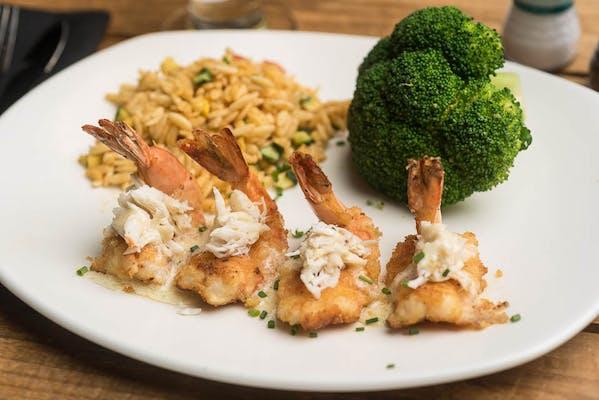 Lunch Shrimp Fresca