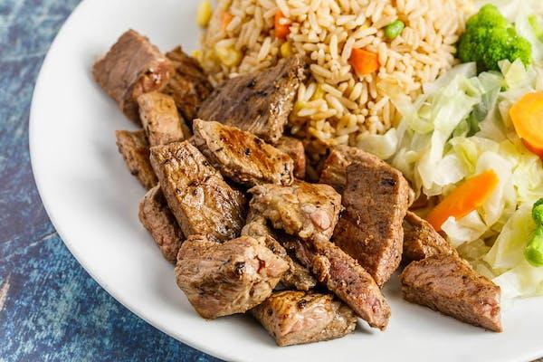 Beef Teriyaki Rice Hibachi