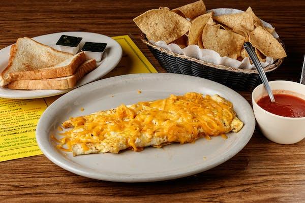 Omelette Plate