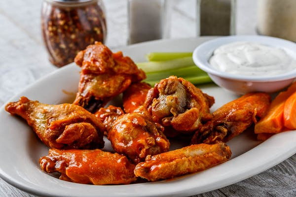 Mario's Hot Wings