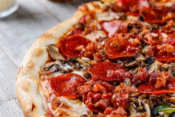 Mario's Special Pizza