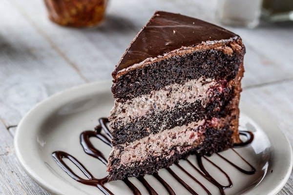 Chocolate Raspberry Suicide