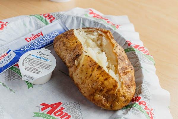 Plain Baked Potato