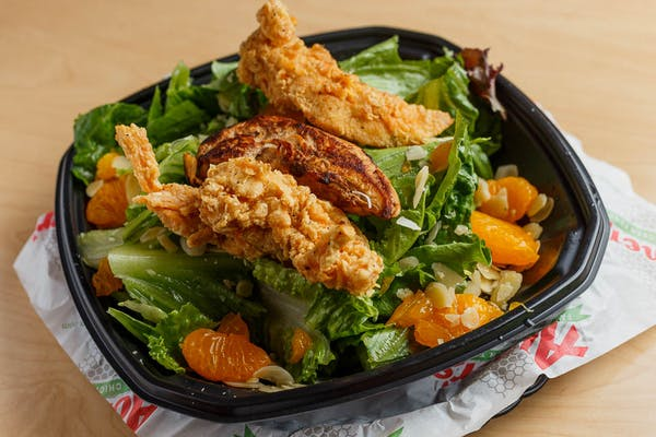 Mandarin Salad with (3 pc.) Chicken Tenders