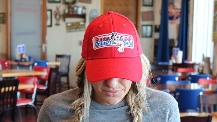Authentic Forrest Baseball Cap