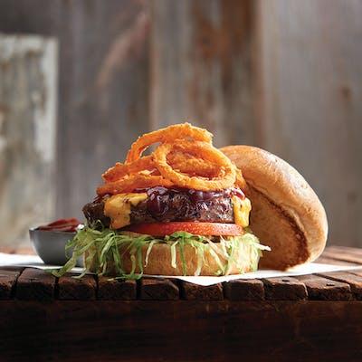 BBQ Cheeseburger