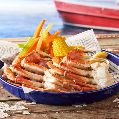 (1 lb.) Steamed Crab Legs