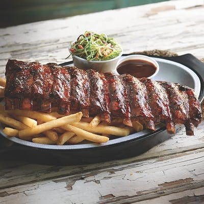 Dixie-Style Baby Back Ribs