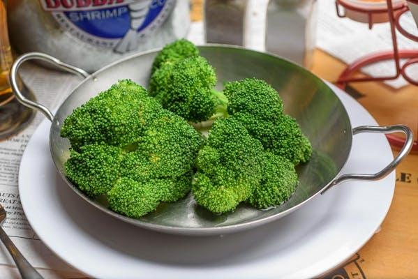 Fresh Steamed Broccoli