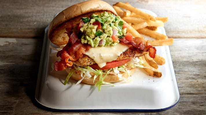Texas Chicken Sandwich