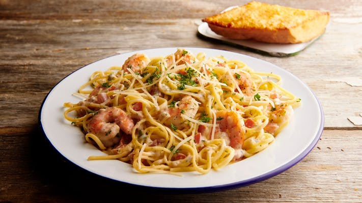 """...Of Course We Have Scampi!"""