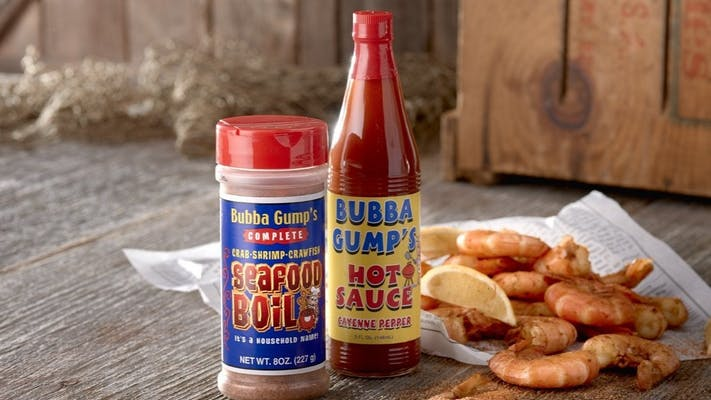 Bubba Gump Cayenne Hot Sauce