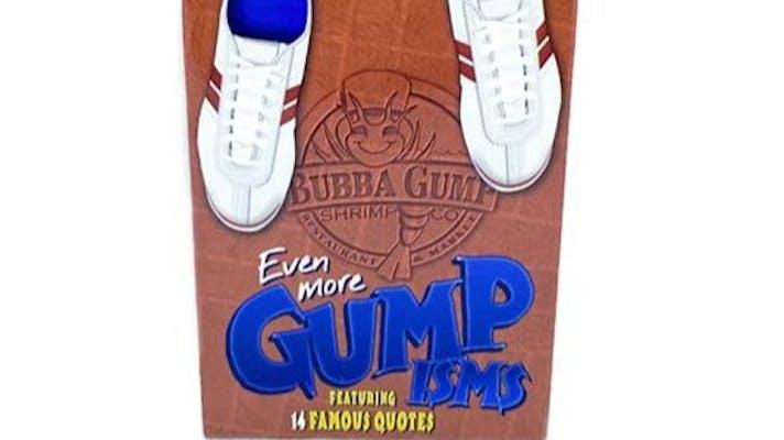 Gumpism Cards