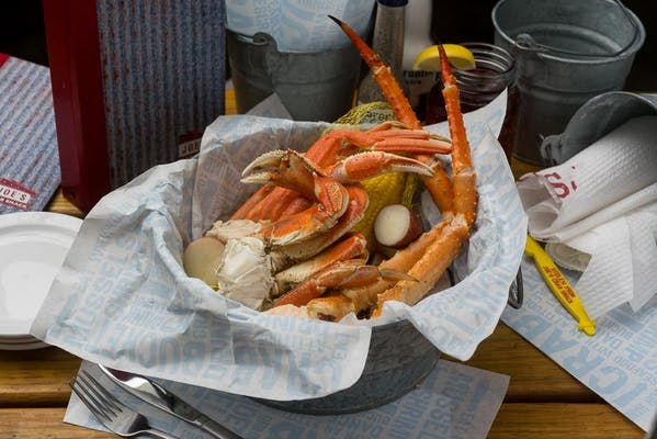 Crab Daddy Feast