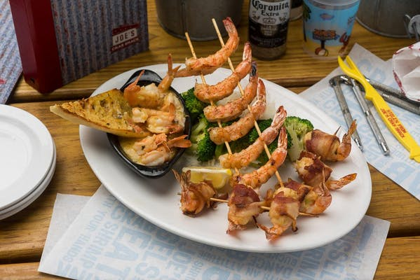 Shrimp Sampler