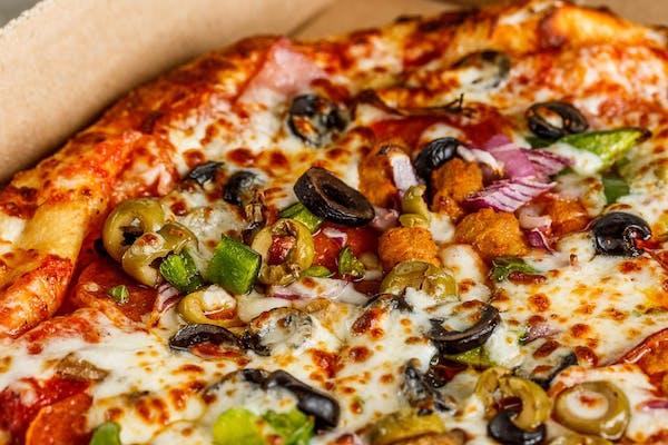 Texas Supreme Pizza