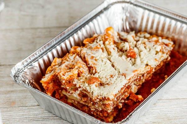 Five-Cheese Lasagna