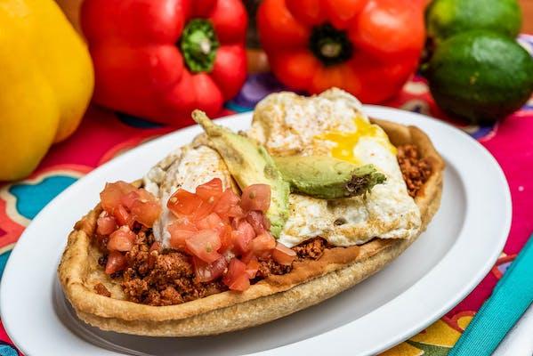 Breakfast Huarache