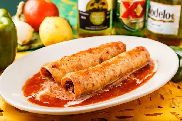 Fried Burritos
