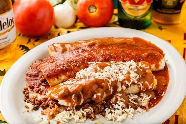 #14 Burrito, Enchilada & Tamale