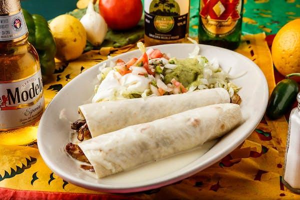 Burritos Cotija